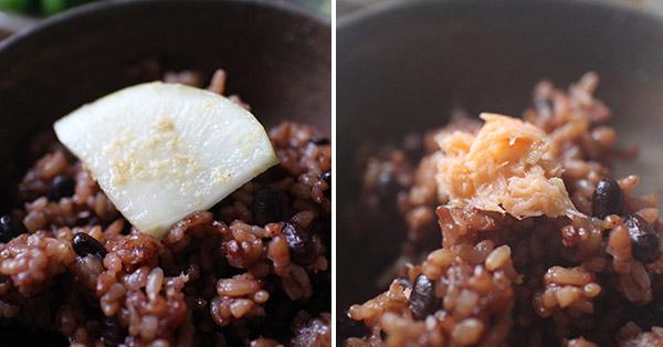 酵素玄米ごはん 美味しいおす